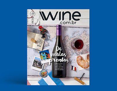 Wine covers mag