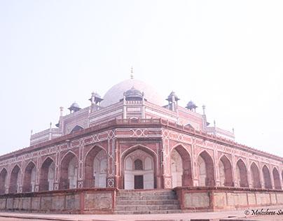 DELHI: Monuments & Architecture