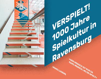 Verspielt! 1000 Jahre Spielkultur in Ravensburg