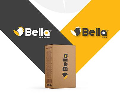 Bella Yumurta Logo and branding design