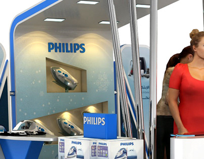 PHILIPS BOOTH