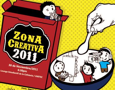 Creador de la Imagen Zona Creativa 2011