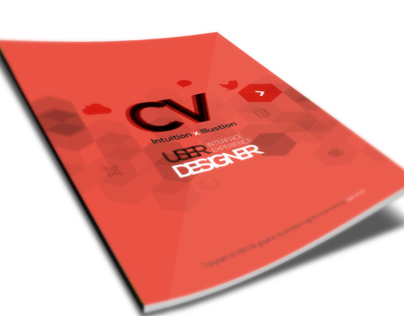InfoGraphic Personal CV