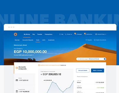 Online Banking System