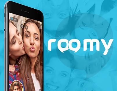 Roomy - Random Video Chat