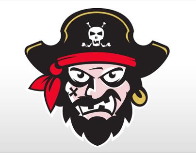 Puckaneers Team Logo