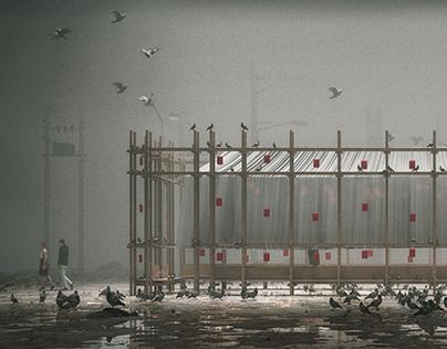Chicago Architecture Biennial 2021 - Illustration