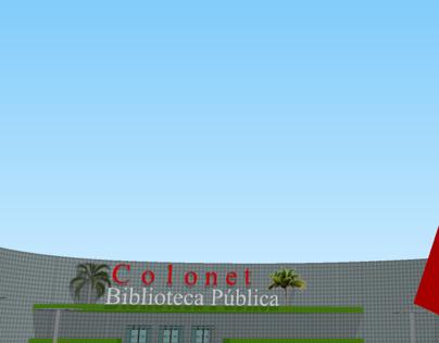 Punta Colonet Big Library