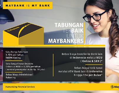 Flyer Maybank