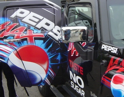 PEPSI MAX - Get Spotted