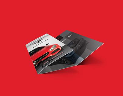 Brochure Design - 3 Fold