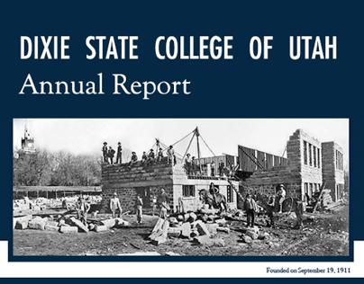 Dixie State College Annual Report