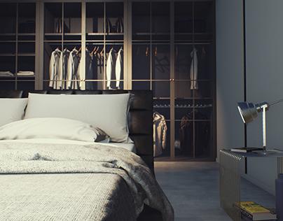 Winter Bedroom Unreal Engine 4 Archviz