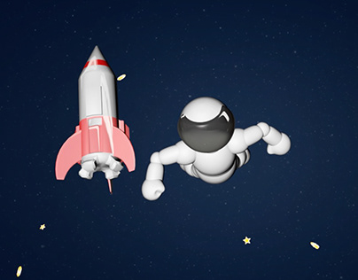 Space Journey of Ilgaz