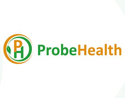 ProbeHealth (App Logo Design)
