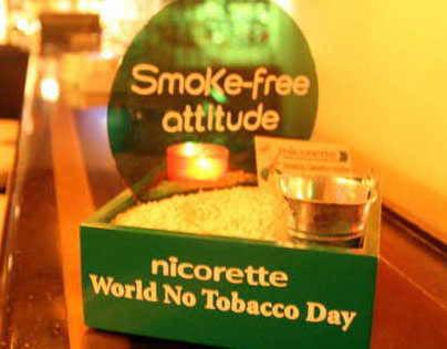 Smoke-Free Attitude (nicorette)