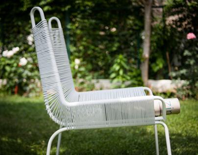 Symmetry X Chair
