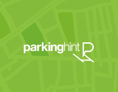 Parking Hint / Concept app (work in progress)