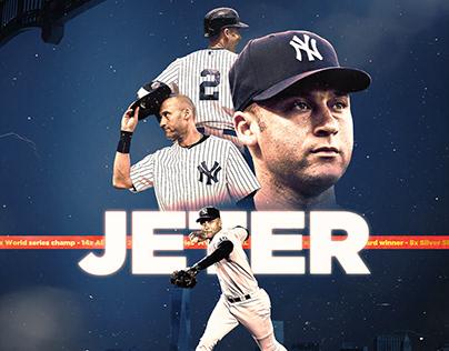 Derek Jeter // NY Yankees