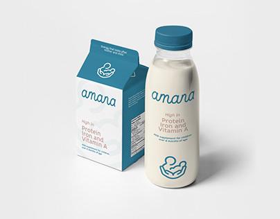 Amana Milk Supplement