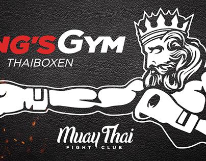 Logo Redesign KINGs GYM