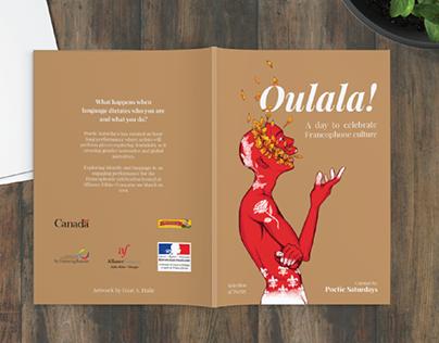 Oulala! Booklet Design