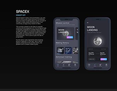 SpaceX App