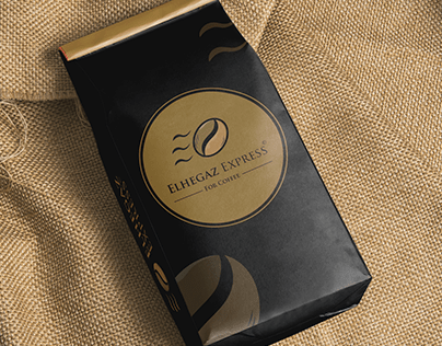 Elhegaz Express for coffee - Visual Identity