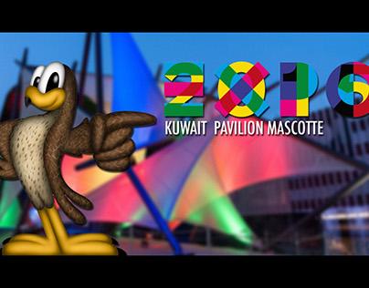 Mascotte Kuwait Expo 2015