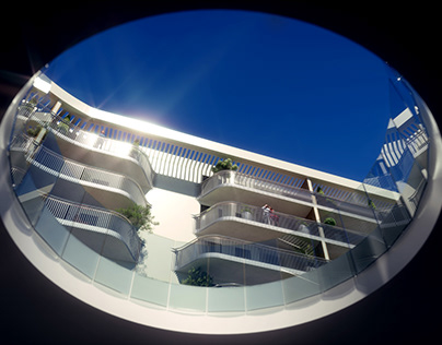 Apartment development Sandnes, Norway