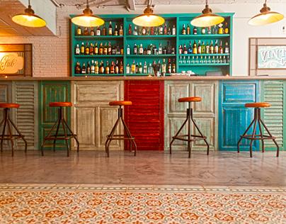 CHARLOTTE CAFÉ | BOADILLA DEL MONTE, MADRID