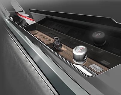 Pininfarina Serena - Autonomous  Car Interior