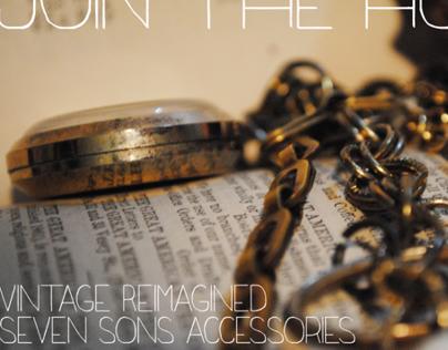 Product Development: Seven Sons Accessories