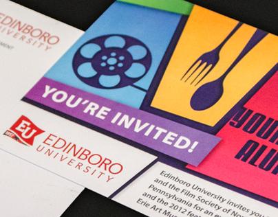 Young Alumni Event Invitation