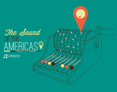 Cartagena music festival. The sound of the americas.