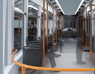 Tram seat   Sedačka do tramvaje