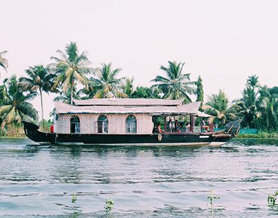 Kerala 'Venice of India'