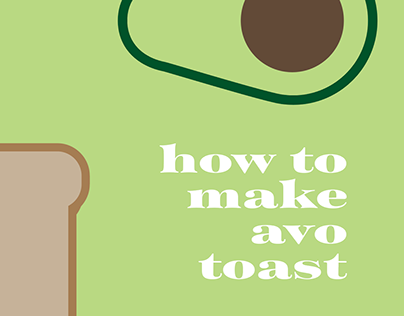 How to make Avo Toast