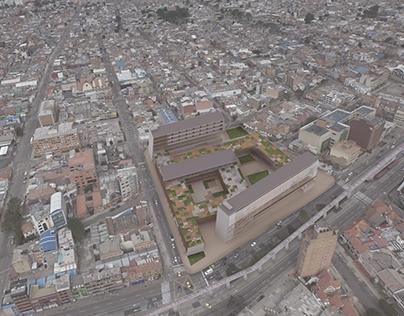 CC_UA_Proyecto_Centro Civico Flores_201720