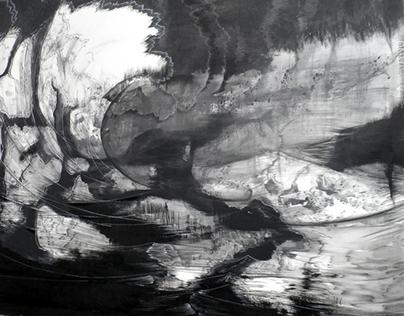 La Vague Noire XII /The Black Wave XII