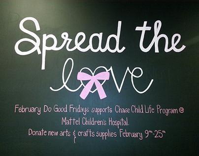 Spread the Love (DGF)