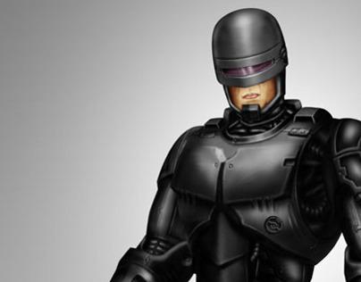 Robocop tribute