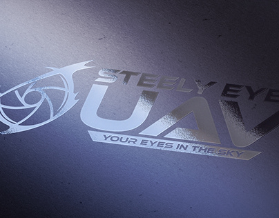 Logo Design | Steely Eyed UAV