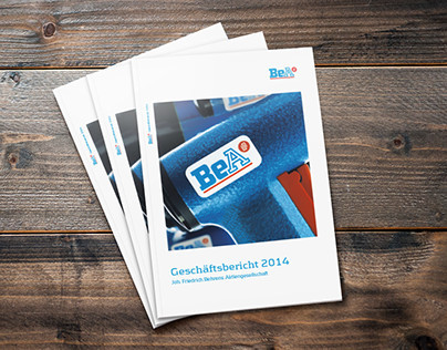 Joh. Friedrich Behrens AG – Report Design