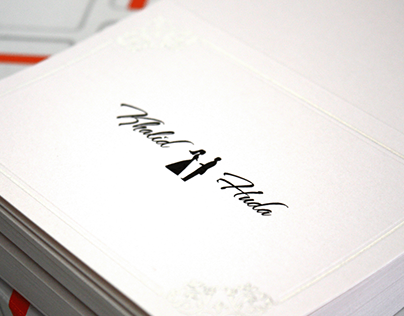 Wedding invitations - Product photography