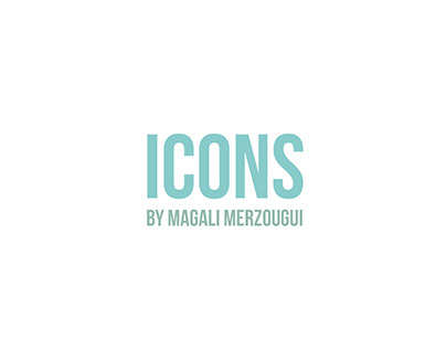 ICONS by MAGALI MERZOUGUI