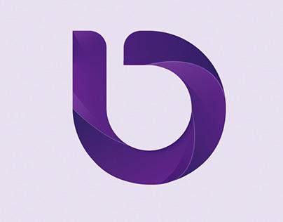 "Logo Design ""b"""