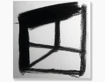 Dibujos dispositivos lumínicos - Talle composición II