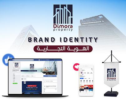 Brand Identity - Dimora Property