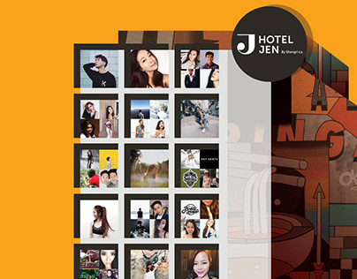 INFLUENCER CAMPAIGN/ Hotel Jen Tanglin Relaunch